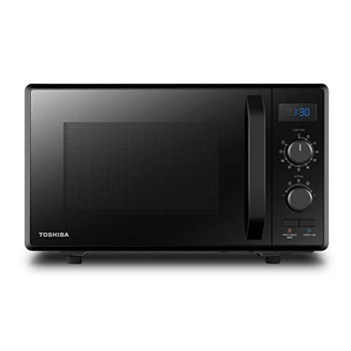 Toshiba 900 w 23 L Microwave Oven with 1050 w Crispy Grill, Energy Saving...