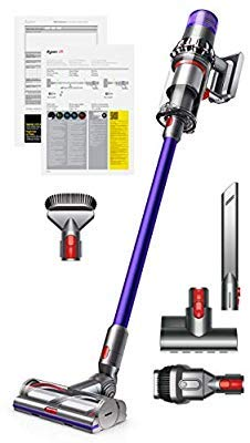 Dyson V11 Animal Cord-Free Vacuum Cleaner with Manufacturer's Warranty - Includes Mini Motorized Tool + Combination Tool + Crevice Tool and Stiff Bristle Brush
