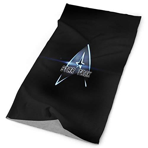 Star_Trek - Pañuelos multifuncionales para la cara, para la cabeza, bufanda, polaina para el cuello, para hombres y mujeres