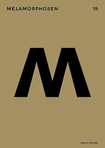 metamorphosen 19 – Fake & Fiktion: Magazin für Literatur und Kultur
