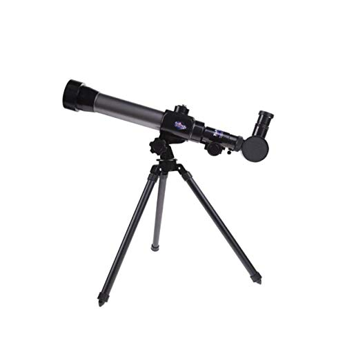 UXZDX CUJUX 20X 30X 40X Refracting Astronomical Outdoor Spotting Telescope Best Children's Gift Microscope with Tripod