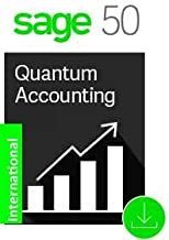 Sage 50 Quantum Accounting 5 User Latest Version Sage Basic Support- INTERNATIONAL ONLY
