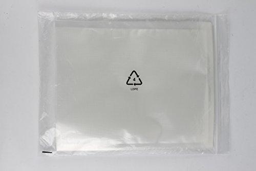 "BODECIN Vacuum Sealer Bags, 7.8"" x 9.8"" Food Sealer Storage Bags for All Vacuum Sealing System Sous Vide and Food Saver (Pack of 15)"
