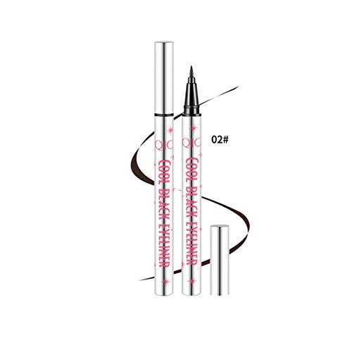 Q609 lápiz delineador de Ojos Suave de Larga duración de Secado rápido Impermeable Belleza Maquillaje Herramienta cosmética a Prueba de Sudor línea de Ojos P
