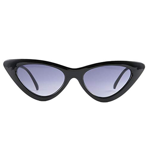 Hongzer Sunglasses, Vintage Style Cute Exquisite Sunglasses Personality Lens Eyewear Sun Glasses for Female(1#)