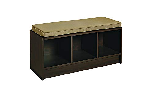 ClosetMaid 1570 Cubeicals 3-Cube Storage Bench