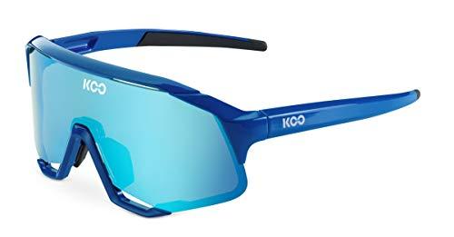 Koo Gafas Ciclismo Hombre Demos (Azul-Lenti Azul)