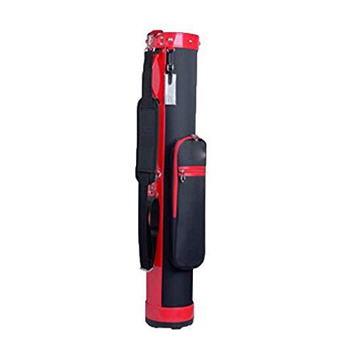 N/Z Heimausrüstung Golf-Reiseabdeckung Tragbare Golftasche für Männer/Frauen wasserdichte Golfschlägertasche Leichte Golfständer-Taschen für 6-7 Golfschläger-Reiseabdeckungen (Farbe: C1 Größe: 15 cm
