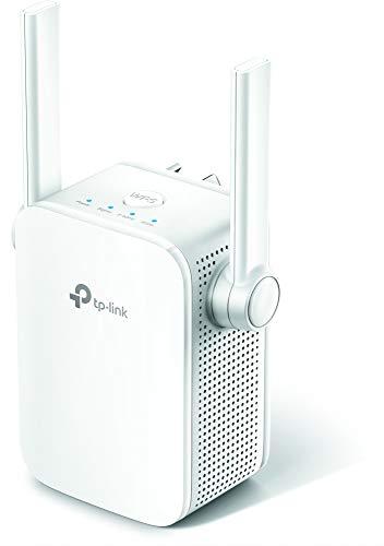 {TP-Link 無線LAN 中継器 11ac 433+300Mbps コンセント 直差し ブリッジ イーサネットコンバーター 3年保証 RE205 ホワイト}