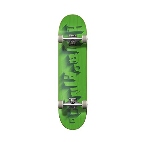 Hydroponic Name Skate Complete, Unisex Adulto, Apple Green, 7,75