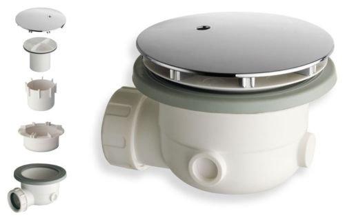 Geberit s/érie 150.552.21.1/Siphon pour receveur de douche avec bonde 90/mm
