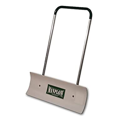 Manplow 32 inch Revolution Snow Pusher