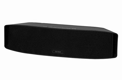 Denver BTS-300 - Altavoz Bluetooth (2 x 15 W, AD2P, Aux-in)