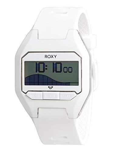 Roxy Slimtide - Reloj Digital - Mujer - ONE SIZE - Blanco
