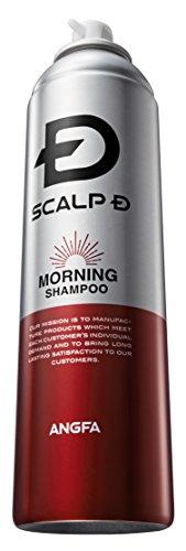 アンファー(ANGFA)スカルプDモーニング炭酸ジェットスカルプシャンプー200g朝洗用シャンプーノンシリコン