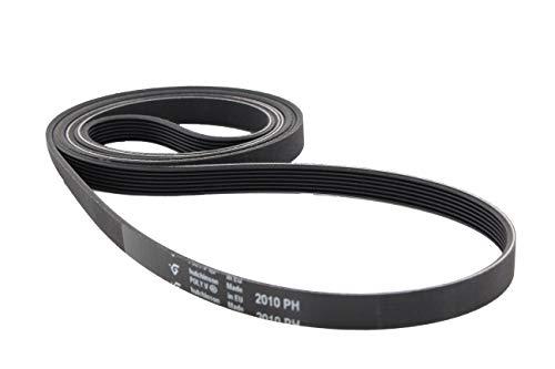 DL-pro Cinghia trapezoidale a V 2010 PH 7 adatta come Whirlpool 480112101469 Hotpoint C00311014 per asciugatrice