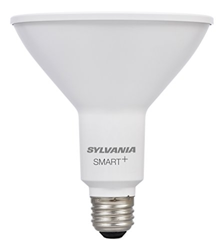 Sylvania Lightify LED Smart COnnected Light 120 w Replacement PAR38 Dimmable White