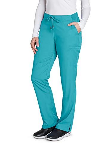 Grey's Anatomy 4277 Women's Mia Pant Teal M