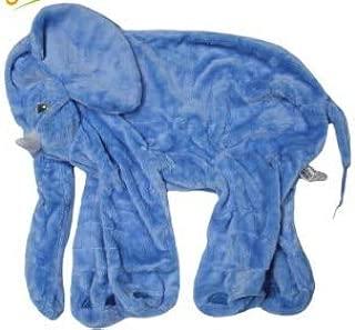 LOVELYTOY - Peluche de Elefante Gigante de Peluche, sin PP ...