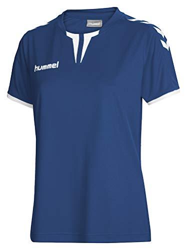 Hummel Damen Trikot Core Womens SS Jersey 003649 True Blue PR M