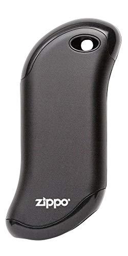 Zippo Black HeatBank 9s Rechargeale Hand Warmer