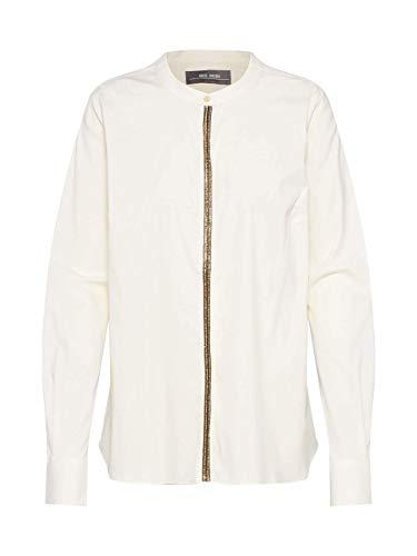 MOS MOSH Maggie Golden Shirt beige - M