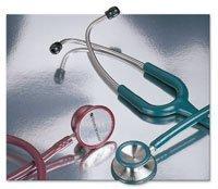 603BDHS PT# 9004816 Stethoscope Adscope Pro Plus Prof Burgundy 22  2Hd Adlt SS Ea Manufactured by Henry Schein