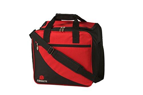 Ebonite Basic Single Bag, Unisex, rot