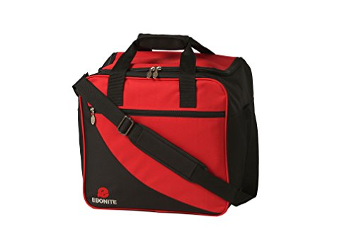 Ebonite Basic Single Bag, Unisex, rot