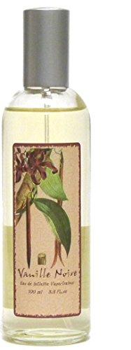 Provence et Nature: Eau de Toilette schwarze Vanille mit pflanzlichen Duftstoffen, 100ml