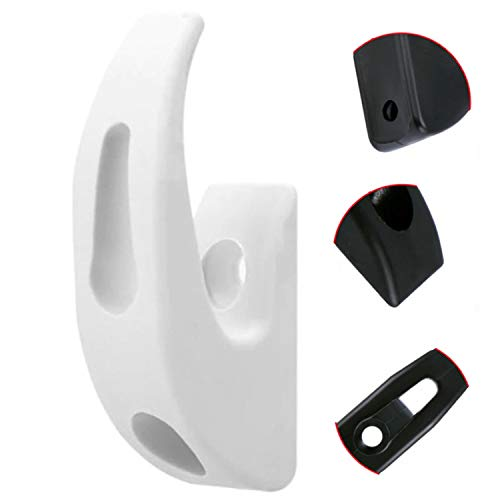 Vestigia® - Gancho resistente compatible para Xiaomi Mi Electrric Scooter M365, Essential, 1S,...