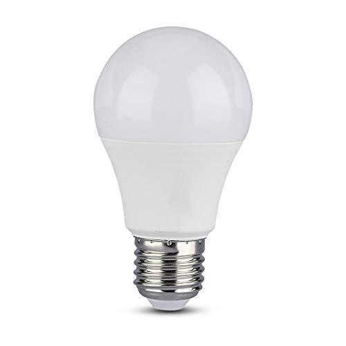 Lampadina LED E27 11W A60 con Sensore di Movimento e Crepuscolare 4000K