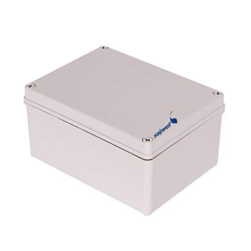 B Baosity IP66 Wasserdicht Kunststoff Gehäuse Fall Power Abzweigdose Anschlusskasten 16 Größe Auswahl - 200x150x100mm