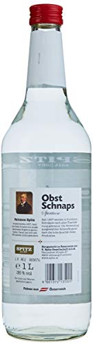 Spitz Obstler Obstbränd (1 x 1 l) - 2