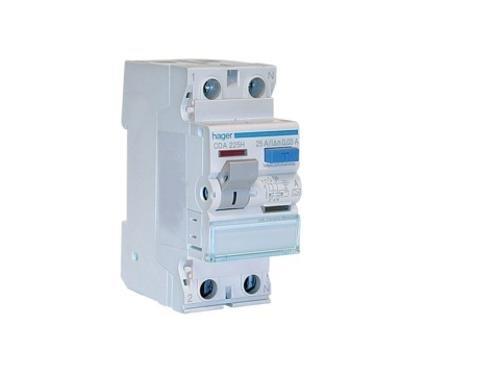 termostato wifi usb CDH225H - Interruttore DIFFERENZIALE Acc. 2P 30 MA 25A Hi 2M