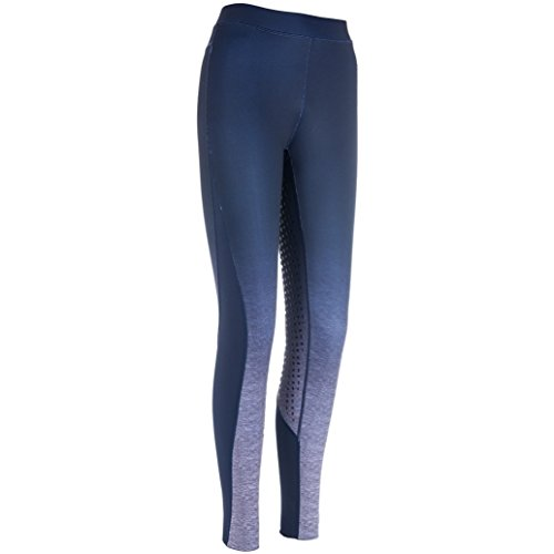 Imperial Riding Reitlegging Ultra Silikon Vollbesatz  - Blau - Gr. L