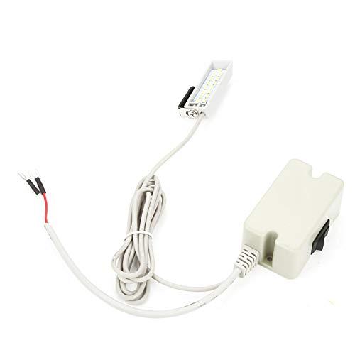 Gedourain Lampe à Coudre, Lampe LED à Coudre Ajustez Position de lumière en Fonction de Vos Besoins Anti-Fatigue réglable pour Machines à Coudre Machines industrielles et domestiques