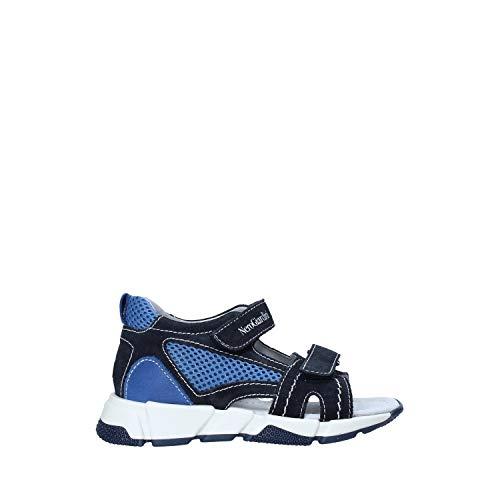 Nero Giardini Sandalo Bimbo E023880M 207 Blu Blu 25 EU