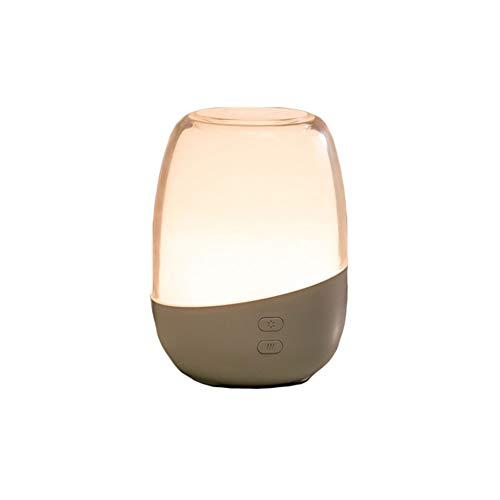 120 ml etherische oliën diffuser ultrasone luchtbevochtiger aroma-diffuser met instelbare mistmodus en automatische uitschakeling als er geen water aanwezig is.