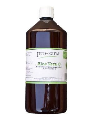 Pro-Sana - Aloe Vera C Blattgel naturtrüb (1 Liter)