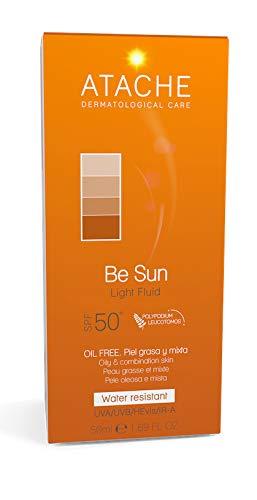 Actibios Be Sun Light Fluid Spf 50+ 50Ml. 1 Unidad 400 g