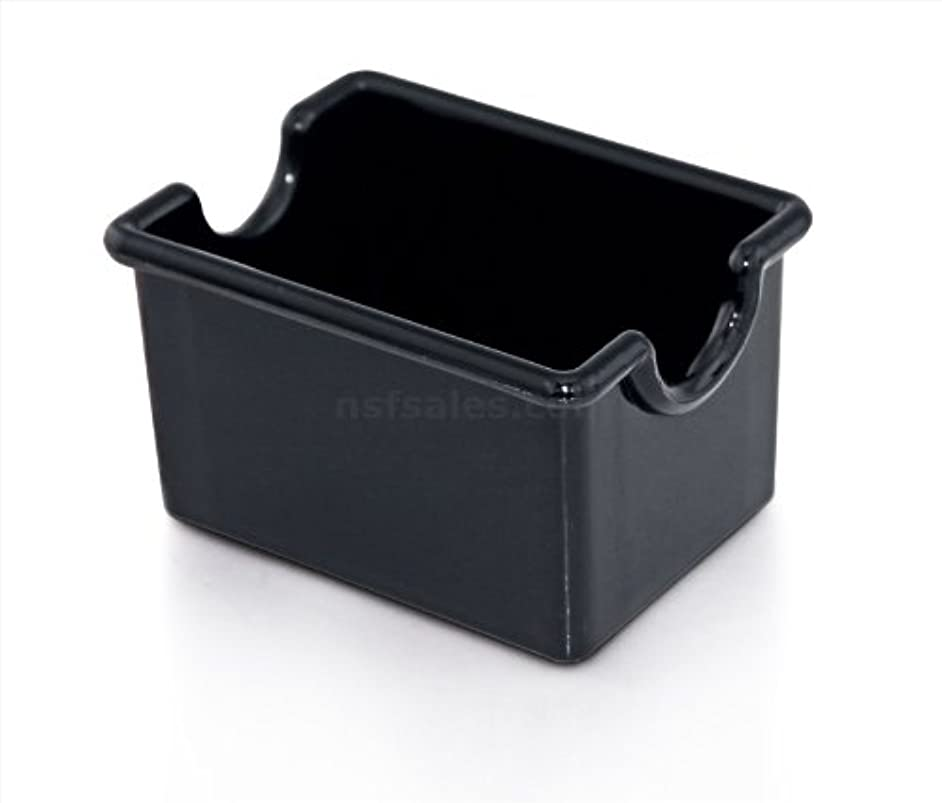 New Star 24 pcs Sugar Packet Holder Plastic Black