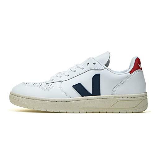 ZIJ Zapatillas de Deporte de los Hombres de la Moda de la Mejor Calidad, Todo Coincidencia clásico Transpirable Casual Mujer Caminando Zapatos Pareja Zapatos (Color : 5, Talla : 45)
