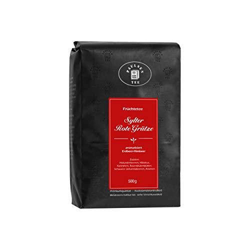 Sylter Rote Grütze 500g (29,50 Euro / kg) Paulsen Tee Früchtetee rückstandskontrolliert