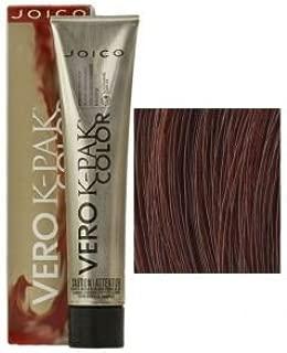 Joico Vero K-Pak Hair Color 5RR Red Garnet (2 Pack)