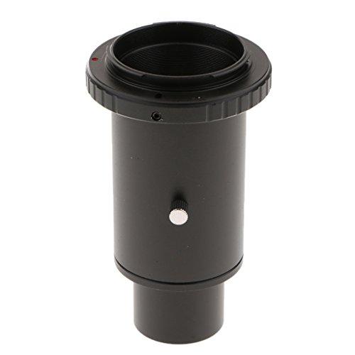 Adaptador de Anillo y telescopio T de 1.25 Pulgadas / 31.7 mm para cámara - para Nikon DSLR