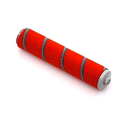 Durable Filtro HEPA Rolling Mite Removal Remoby Cepillo de reemplazo Ajuste para Xiaomi Roidmi F8 Handheld Wireless Aspirador de aspiradora Kits de Limpieza Wearable (Color : 1 Floor Brush)