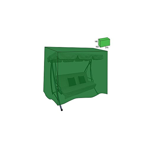 PE cover for swing chair L. 215 x D. 153 x H. 145 cm.
