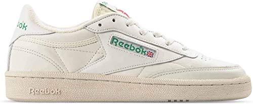 Reebok Club c 1985 TV (42.5 EU, Blanco Roto)