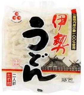 【冷蔵】大徳食品 伊勢うどん 二人前 たれ付 袋560g X6袋